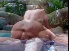 Brandy Lyons - pool