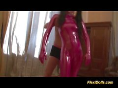 real flexi spandex teen doll kamasutra