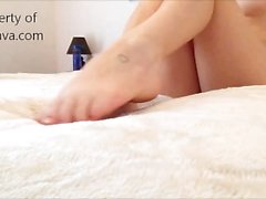 Beautiful Barefeet Soles POV - Foot Worship, Femdom POV