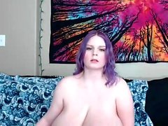 Paige funny busty brunette flashing boobs
