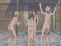 Sucking Nipples - Manyuu Hikenchou