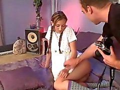 Pictures Of Pigtailed teen di Tiffany Accendere In Ass scopata