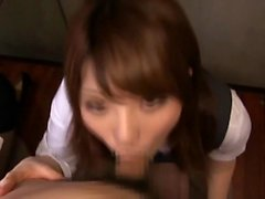 College Girls Blowjob with Cumshot
