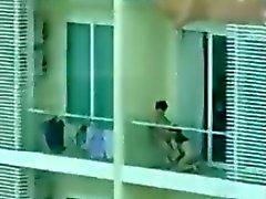 SG соседний балкон
