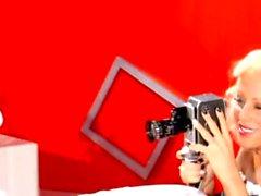 Sophia Rossi And Krystal Steal Film Their Hot Flanges