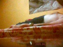 Concealed mobile phone camera inside oriental massage shop