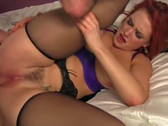 MILF Pornstar Siri tit fucks and ride big dic