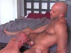 Gay tantra - Josh ve Jesse. DSR15