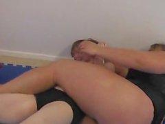 секси борьбе