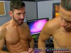 Mike hardcore anal creampie gay first time Bryan Slater Caught Jerking