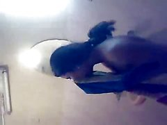 Smart Northindian Girl Nude Show infront of her BF
