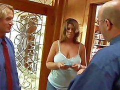 Door To Door Cum Stories - Scene 4
