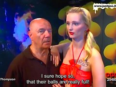 German Goo Girls - Mia Bitchs Interview Eng Subs