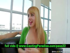 Lexi Belle gorgeous teen blonde pornstar