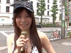 Lovely Dreier mit geilen Karen Natsuhara