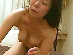 Akiko Oda Cock Hungry Japanese Mature
