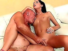 Teens and Horny Grandpas Compilation