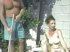 Mature Threesome By The Pool 81.SMYT