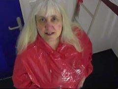 Bbw Granny Dressing