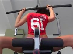 lily Rome workout