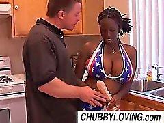 Diva del una Gordas y Bellas negro atractivos que le gusta joder un white guy afortunados