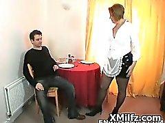 Hot Seductive Milf Wife Fucked