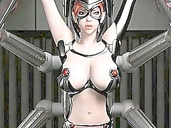 Anime la schiava del sesso enormi tits viene nippli pizzicate