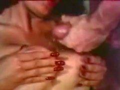 Great Cumshots on Big Tits 20