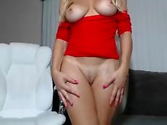 Amateur big boobs blonde girl pussy fucked in the cab