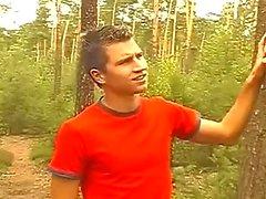 Çıtçıt Ormandaki sikme Hot as homoseksüel lanet
