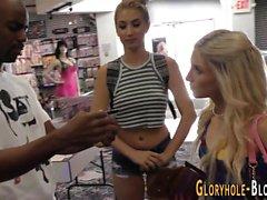 Блондинки-милашки в славном свете