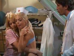 Sjuksköterska Fan Bogserad