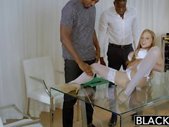 Asistente Personal Blacked Shawna Lenee ama a los hombres negros
