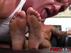 Parkers sexy Homosexuell Füße und ältere Männer nackte Beine bis Dev Worshi