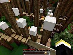Minecraft : peniksen varressa Vakavimmat Parkour