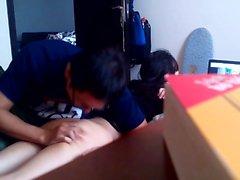 Asian make hidden cam - watch part 2 link below
