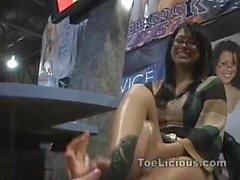 Eva Angelina Fetish