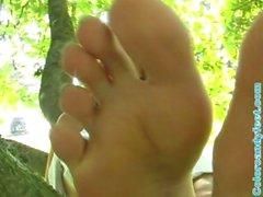 marina feet
