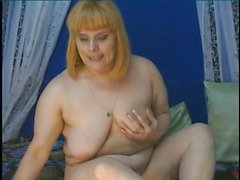 BBW Webcam Shaved