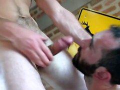 Big dick gay anaali seksi ja cumshot