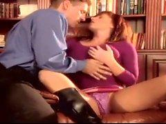 Pussy licking australian stepmom
