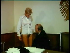 Vintage German - courtroom orgy