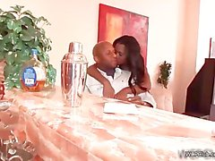 WCPClub Black girl loves anal sex