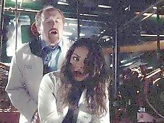 Mila Kunis fucked from behind