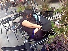 пойманы RUB себя в кафе остановки общественного