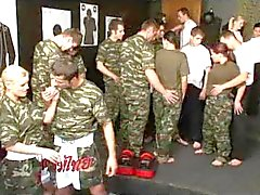 Army training bisex