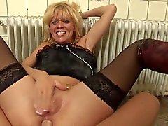 Alman Anna Anal Eylem