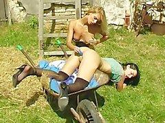 Lesbian Lover 23 - scene 3