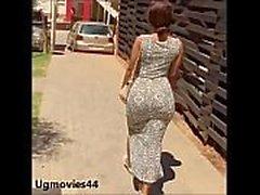 Agnes Masogange STOR röv