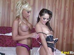 Hot coño-agradable con lujuriosa Jessica Lynn y Kristina Rose